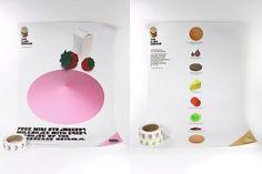 THEARTISTANDHISMODEL » Branding #poster #branding #restaurant