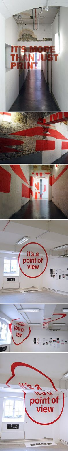 Joseph Egan and Hunter Thomson. It's amazing how they did this #perspective #point #view