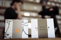 La Cabra Coffee Roasters Packaging Design by Christian Forman & Mikkel Selmer #cabra #packaging #design #la #coffee