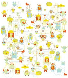 my's - Design & Art #toys #vector #pattern #design #graphic