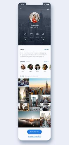Weather Community Mobile App – Concept Design