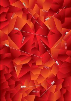 Yannick Riemer #riemer #yannick #poster #wayfinding