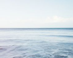 Blue, white, calm, tranquil, minimal, sea, graphic, grey, horizontal, landscape, summer