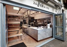 26 Grains Restaurant 12