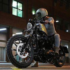 ☠️Bobber Culture @ben.ott ☠️ #BobberLife #BobberShit Bobber Chopper Harley Davidson Motorcycle Lifestyle Custom Culture