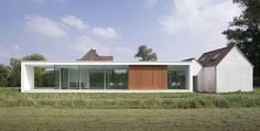 architecture, belgium, renovation
