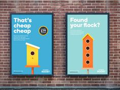SomeOne brings students home to Roost with bright and upbeat branding | Creative Boom