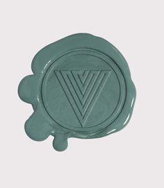 v, identity, roosjeklap, stamp