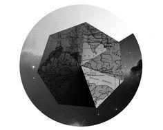 Elwoood – Eduardo Fitch | Graphic Design and Illustration #elwood #map #earth #stars #fitch #eduardo