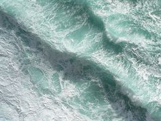 washy waters #ocean #white #surf #sea #blue