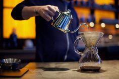 Coava Kone Coffee Filter + Maker (NOTCOT) #filter #design #glass #industrial #coffee
