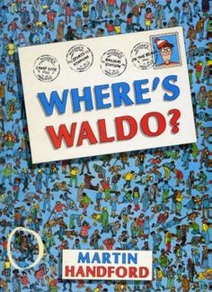 wheres-waldo-1.jpg (JPEG Image, 300x413 pixels) #waldo #wheres #illustration #book