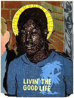 Reid James Jenkins | Art Sponge #reid #print #jenkins #portrait #art