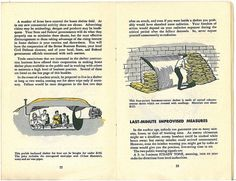 fallout-protection-us-1961-22-23--EAT.jpg 1,000×768 pixels #shelters #family #fallout