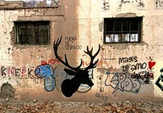 FUERA DE SERVICIO #gaucholadri #streetart #black #wall #urbanart #art #arteurbano