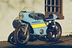 Cafe racer Honda #60s #ride #70s #honda #motorcycle