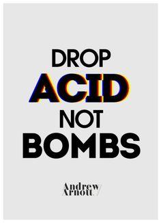 Andrew Arnott.// #happy #rave #mondays #acid #90s #poster