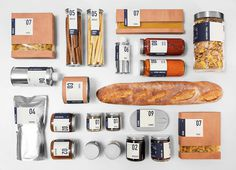 Fred Carriedo via www.mr cup.com #packaging #type #design