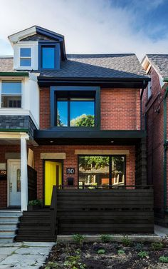 Junction Shadow House in Toronto / Post Architecture