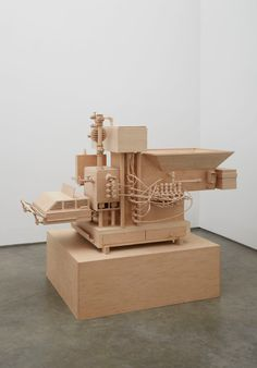 Technology and Trees: The Sculpture of Roxy Paine in main art  Category