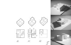 volgende foto #houses #diagrams #architecture #models
