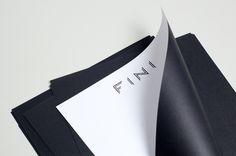 Maythorpe. » Fini Frames #print #letterhead #identity #stationery