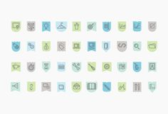 Icon Design by STOUSF #icon #iconset #icondesign #iconography #picto #line