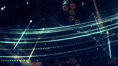 Trapcode planet on Behance #earth #particles