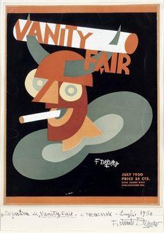 45_depero_copertina_per_vanity_fair.jpg 800×1139 pixels #depero #illustration #fortunato #poster