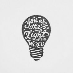 Be the light of the world by abedazarya