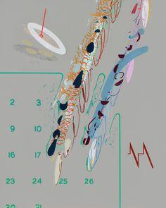 Eli Horn   PICDIT #design #painting #art #media #collage