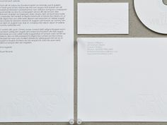 Cartlidge Levene – SI Special | September Industry #identity #branding #stationery