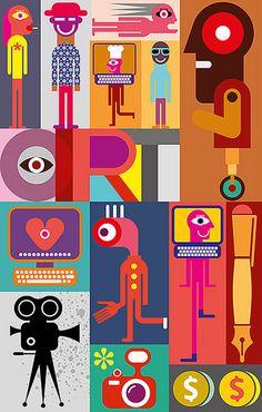 Art - vector illustration.
