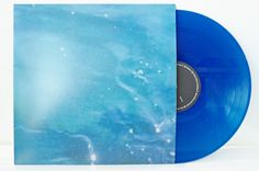 Henrik Stelzer — Graphic Designer #water #sleeve #artwork #record #vinyl #blue