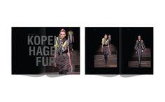 LOUISE AMSTRUP - AUTUMN/WINTER 09 | LOOKBOOK #layout #design #editorial #typography