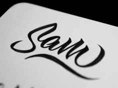 Eight Hour Day » Blog » The Best Thing I Saw Today • February 29, 2012 #typography #lettering
