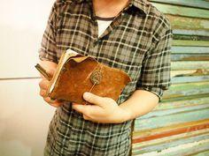 Toutes les tailles | Jame's Traveler's Notebook Wotancraft | Flickr: partage de photos! #leather #handcraft