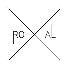 Royal Logo #royal #ci #minimal #logo #cd
