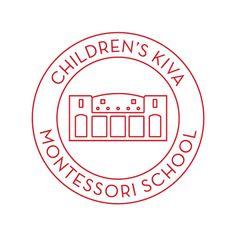 Children's Kiva Branding #logo #illustration #branding