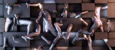 Adam Martinakis #sculpture #bodies #mural #cgi #digital #limbs #art #3d
