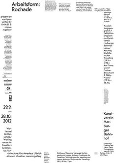 type poster #type #white #space #poster
