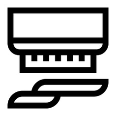 See more icon inspiration related to sensor, smoke, smoke detector, detector, wifi signal, connectivity, electronics, communications, fire, wifi, security and connection on Flaticon.