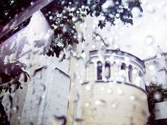 Ita speratur #drop #church #photography #rain