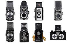 photos, camera, modern, vintage, collection