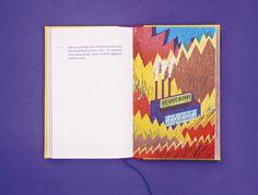 Kurt Tucholsky: Der Zeitsparer #illustration #art #typography
