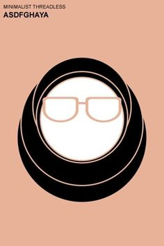 FFFFOUND! #glasses #graphic #geometric
