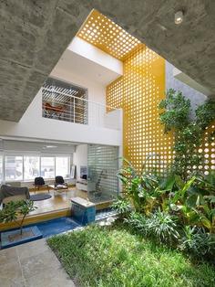 interior garden, Spacefiction Studio