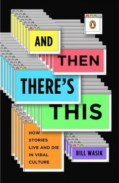 The Book Cover Archive: And Then There's This, design by Ben Wiseman #book