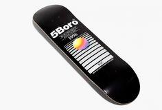 VHS Skateboard Series by 5BORO - JOQUZ