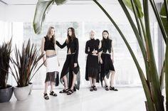 Amanda Murphy, Ashleigh Good, Kirstin Liljegren and Mijo Mihaljcic by Patrick Demarchelier #fashion #photography #inspiration